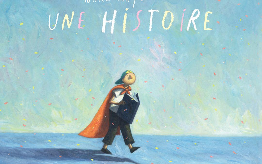 Une Historie: Fabulosas ilustraciones de Marc Majewski