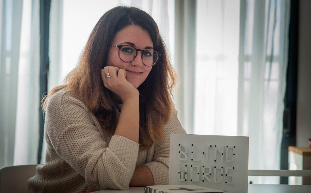 Mujer, diseñadora, tipógrafa y jerezana