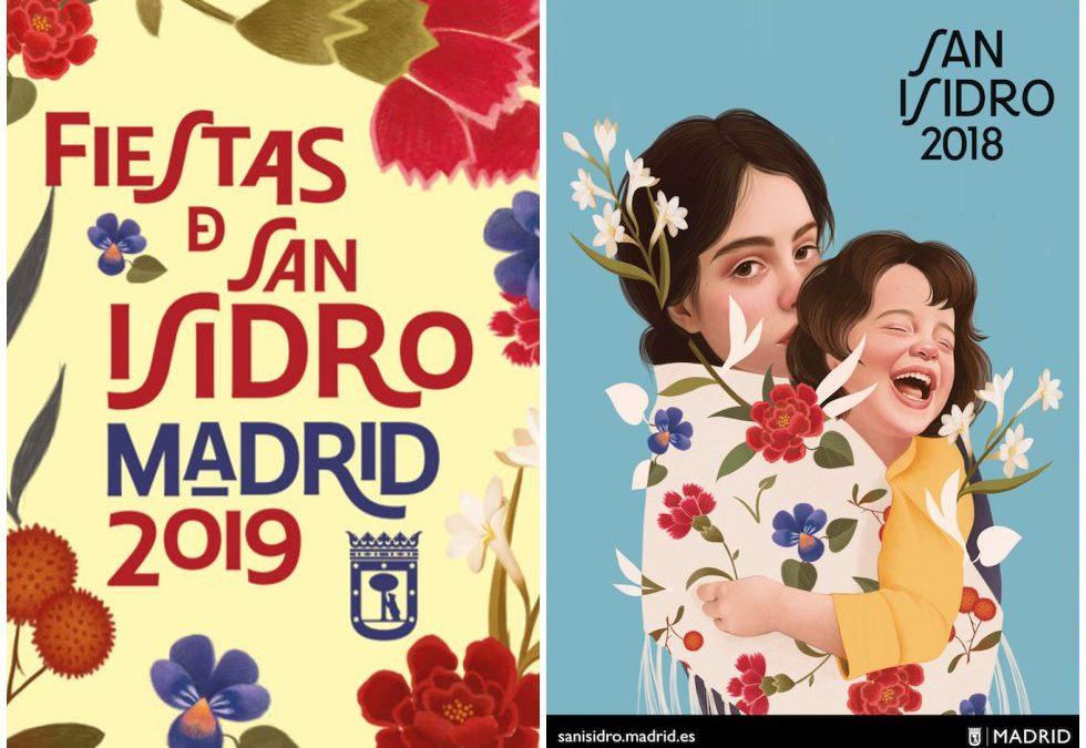 Recorrido por la cartelería durante el mandato de Carmena en Madrid